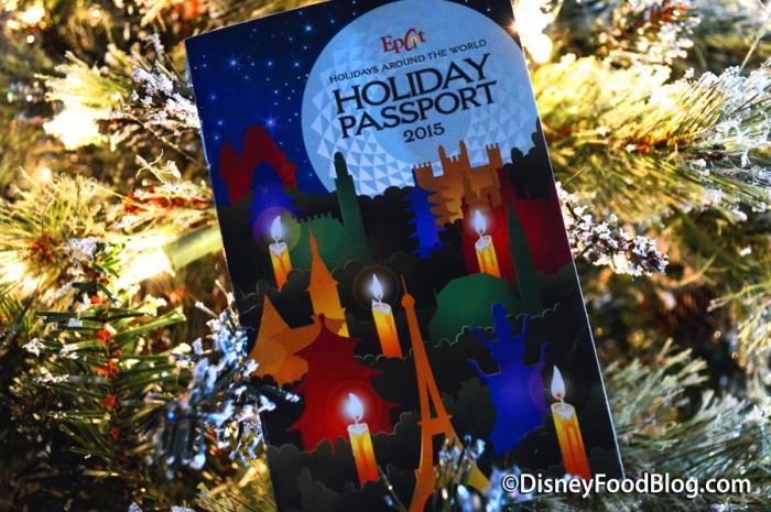 Passport for Holidays Around The World