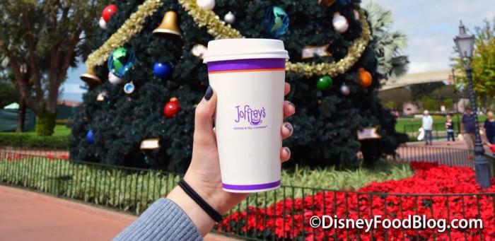 Rudolph's Favorite at Joffrey's Espresso & Pastries