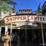 First Look! Jungle Navigation Co., Ltd. Skipper Canteen Restaurant in Disney World! (Yep — the Jungle Cruise Restaurant!)