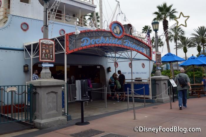 Mins and Bill's Dockside Diner