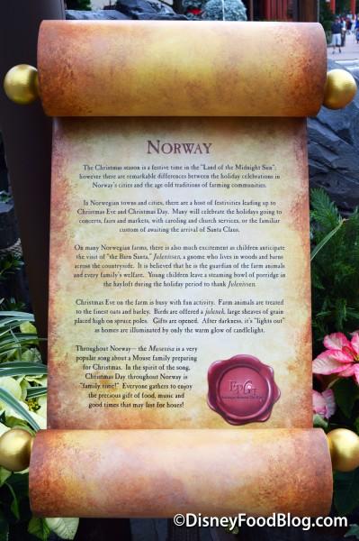 Norway's Holidays Around The World