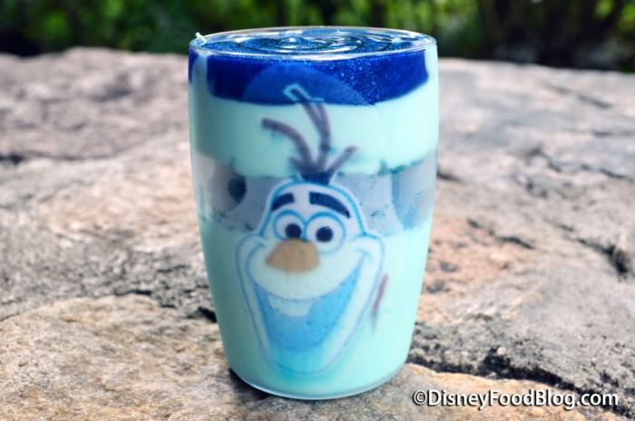 Frozen Peppermint Trifle
