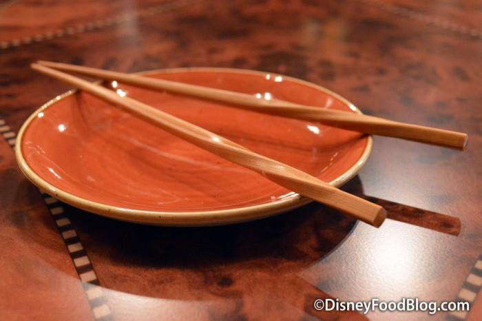 Chopsticks For The S.E.A. Shu Mai