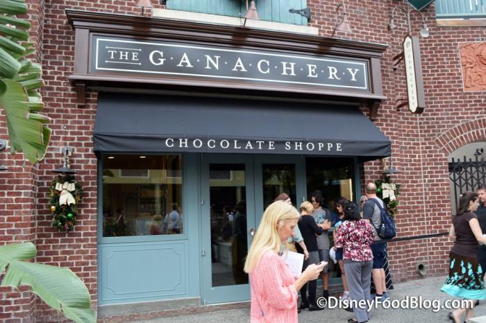 The Ganachery Storefront