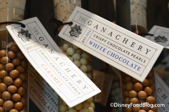 Crispy Chocolate Pearls Tag