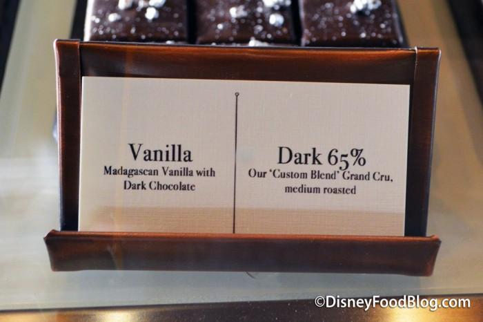 Vanilla and Dark 65%