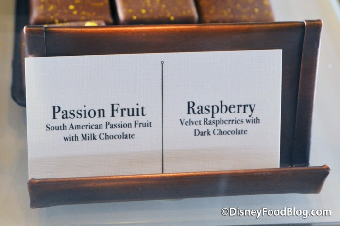 Passion Fruit and Raspberry