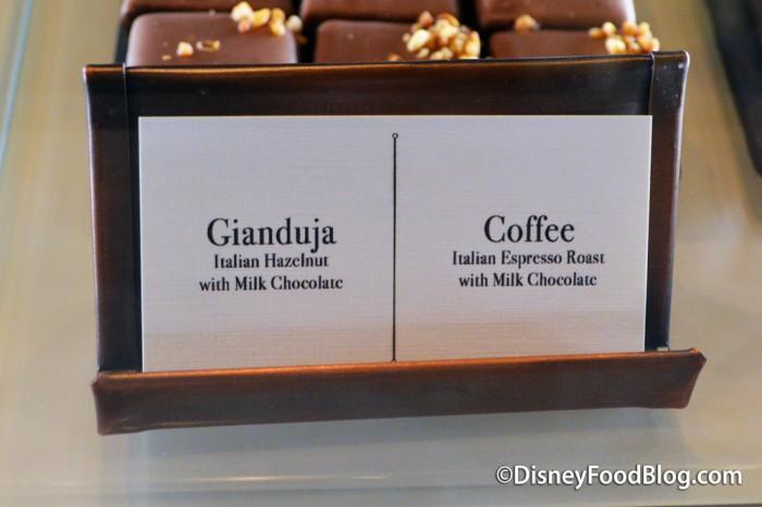 Gianduja and Coffee