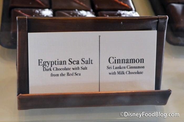Egyptian Sea Salt and Cinnamon
