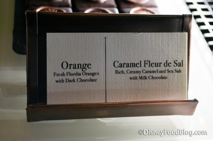 Orange and Caramel de Sel