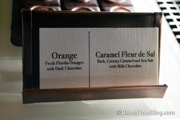 Orange and Caramel de Sel