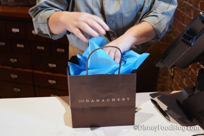 The Ganachery Shopping Bag