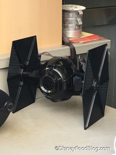 TIE Fighter Souvenir Popcorn Holder