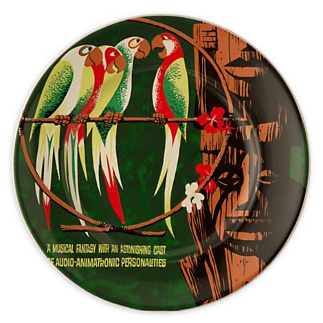 Tiki Room Plate