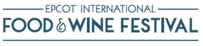 epcot food and wine festival logo 16