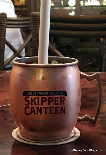 Schweitzer Slush in Souvenir mug