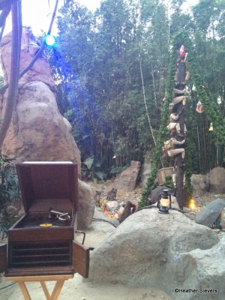 We're IN the Jungle Cruise!