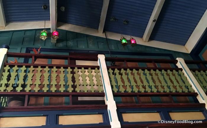 Alberta's Office upstairs