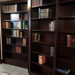 Disney Dining Details: Skipper Canteen Secret Passageway Bookshelves