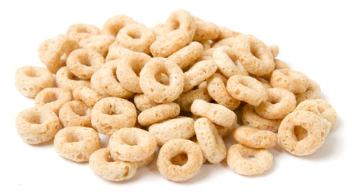 How Can You Not. Have. Cheerios?