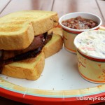Review: Lunch at Magic Kingdom's Tortuga Tavern (Updated BBQ Menu)