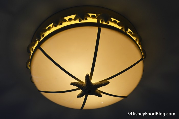 Starfish Lighting!