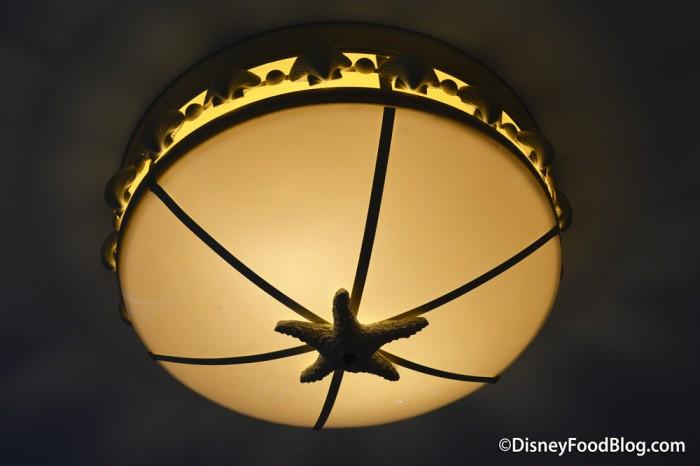 Starfish Lighting!