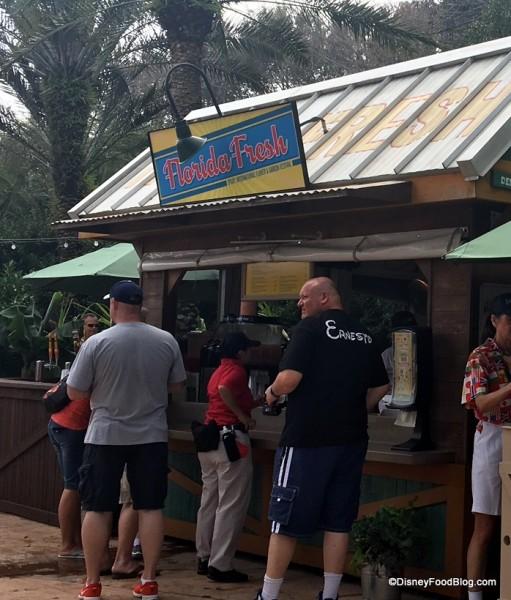 Florida Fresh Booth