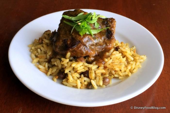 Jamaican Braised Beef