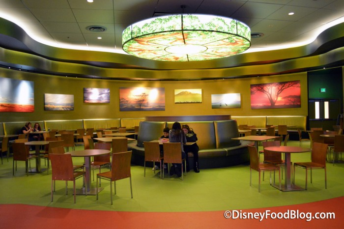 Landscape of Flavors Dining Room