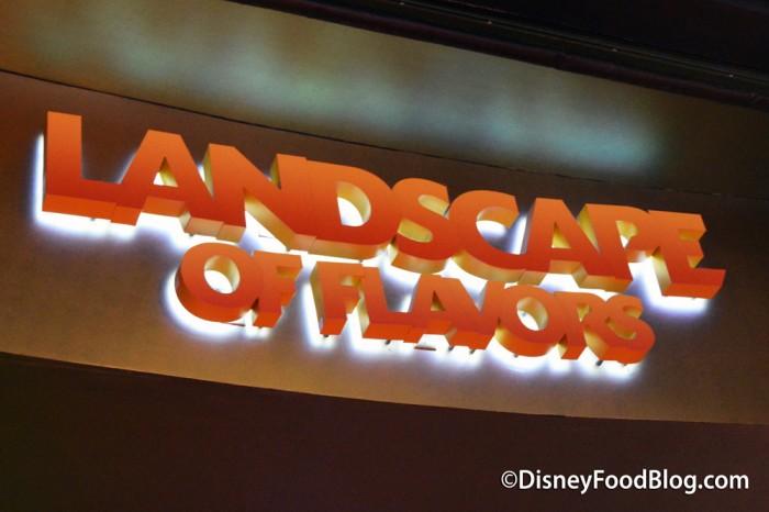 Landscape of Flavors