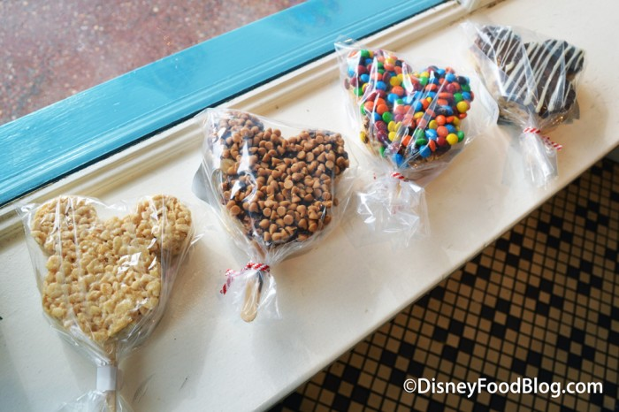 Mickey Rice Krispy Treats at The Confectionary