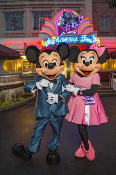 Minnie's Silver Screen Dine Takes Place Through the Beginning of Spring (Photo  ©Disney)