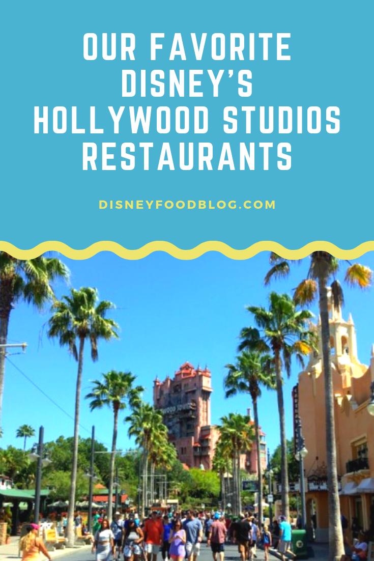Our Favorite Disney's Hollywood Studios Restaurants