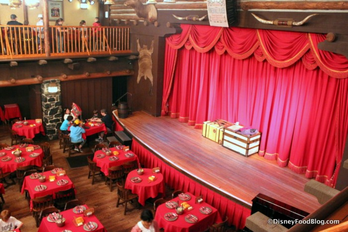 Pioneer Hall Stage