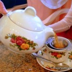 News: New Tea Flavors at the Garden View Tea Room in Disney's Grand Floridian Resort