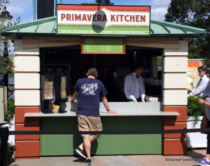 Primavera Kitchen Booth