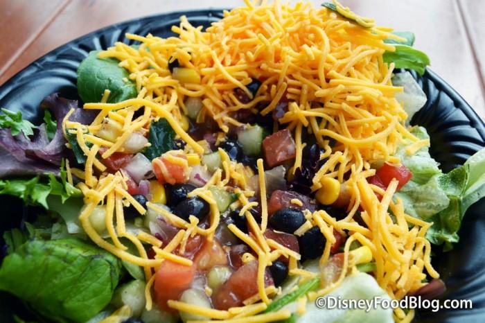 Roasted Corn and Vegetable Salad