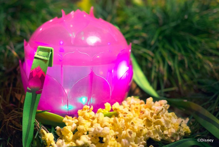 Lotus Popcorn Bucket coming to Animal Kingdom