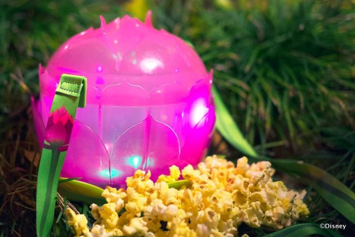 Lotus Popcorn Bucket coming to Animal Kingdom