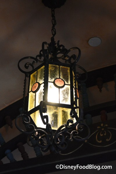 Tortuga Tavern Lighting