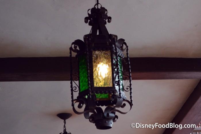 Tortuga Tavern Lighting