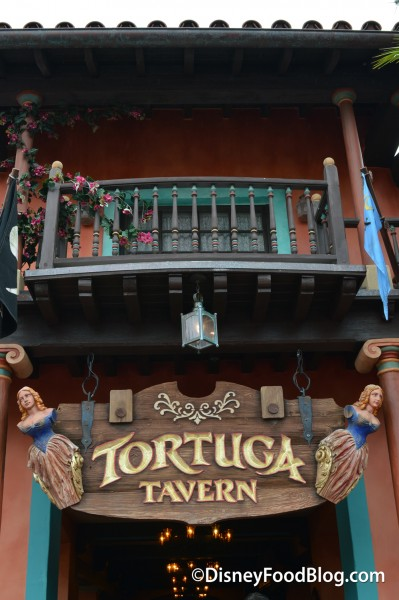 Tortuga Tavern Entrance