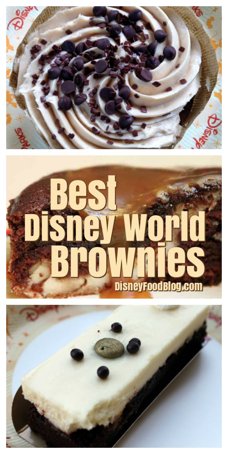 Where to find the BEST brownies in Walt Disney World!