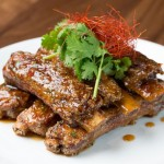 Disney Recipe: Hoisin Chili Sticky Spare Ribs from Morimoto Asia in Disney Springs