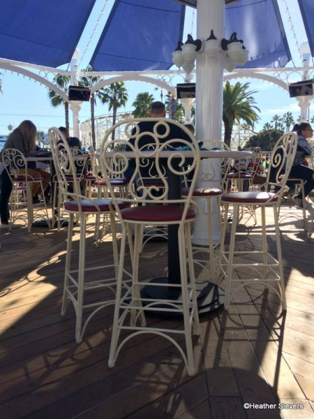 Cove Bar High Top Table for 4