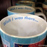 "Spotted: Disney World ""Wish I Was There"" Mug"