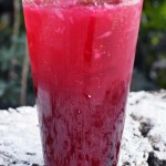 Friday Happy Hour: Beet, and Blood Orange Margaritas at Epcot's La Cava del Tequila
