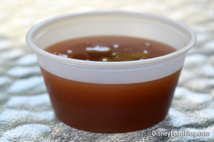 Caramel Dipping Sauce