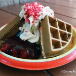 Menu Update and Black Forest Waffle Review at Sleepy Hollow Refreshments